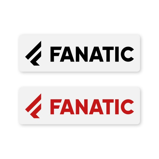 "Sticker ""Fanatic"" (10pcs)"