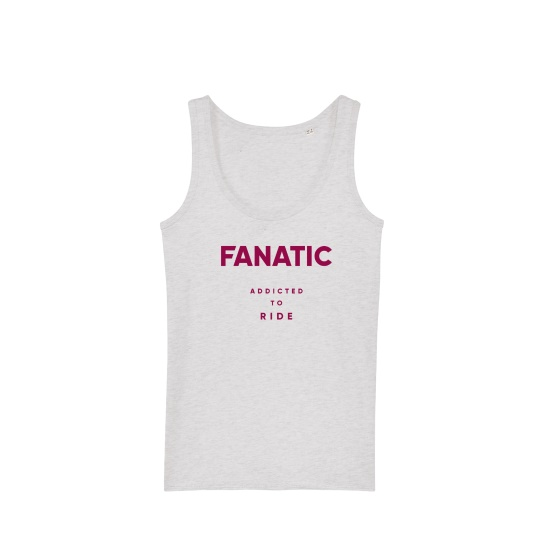 Girls Tank Fanatic