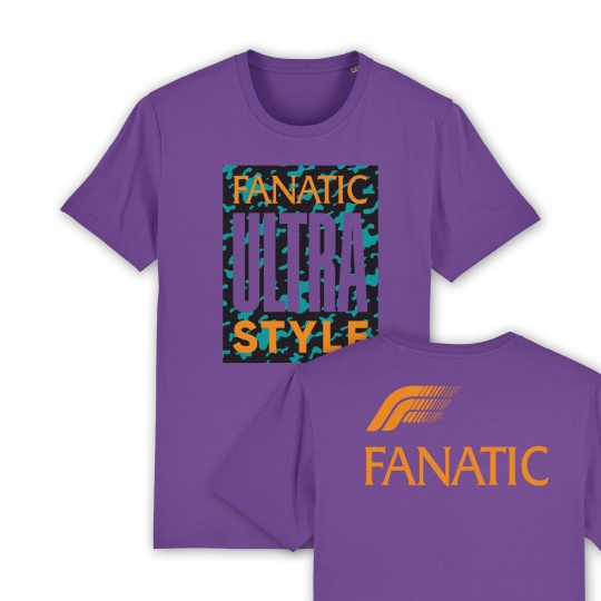Tee SS Fanatic Ultra Style 40yrs